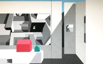 Iku Harada, 'GARDEN-WHITECUBE 2020 #003', 2020