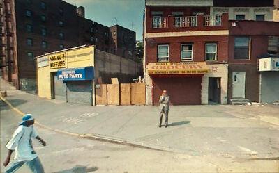 Doug Rickard, '#40.805716, Bronx, NY 2009', 2011