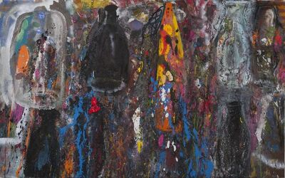 Jim Dine, 'There is Heat in this House', 2017