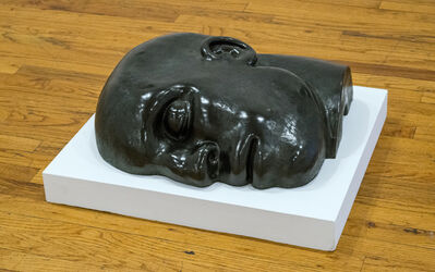 Tom Otterness, 'Untitled (Head)', 1989