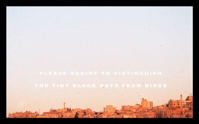 Basma Alsharif, 'The Story of Milk and Honey', 2011
