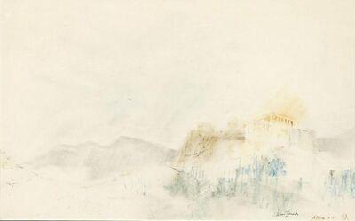 Takao Tanabe, 'Athens', 1955