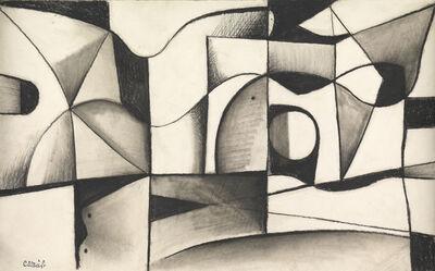 Caziel, 'Composition', ca. 1950