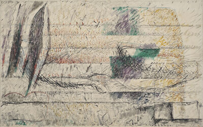 Godfrey Miller, '(Landscape)', ca. 1960