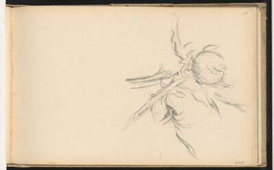 Paul Cézanne, 'Thistle', 1893/1896