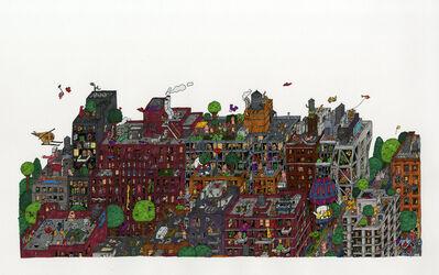 Guillaume Cornet, 'The High Line', 2019