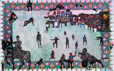 Slimen Elkamel, 'Porte de Tunis #2', 2016