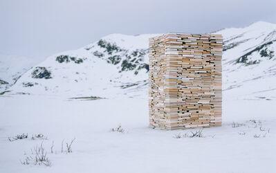 Rune Guneriussen, 'Sustained substance', 2014