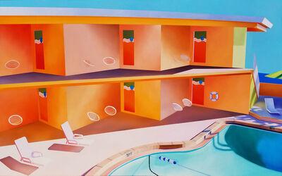 Ciara Rafferty, 'Hotel Pool 8', 2018