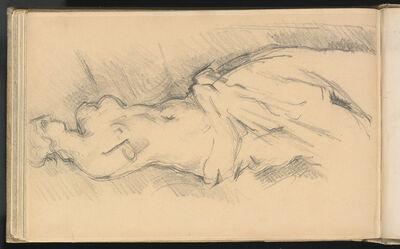 """Paul Cézanne, 'Study of """"Venus de Milo""""', 1881/1884"""
