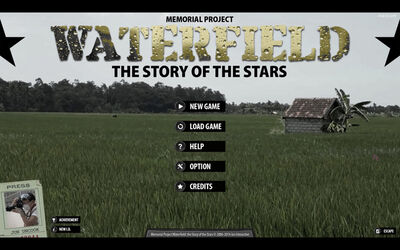 Jun Nguyen-Hatsushiba, 'Memorial Project Waterfield: The Story of the Stars', 2006-2014