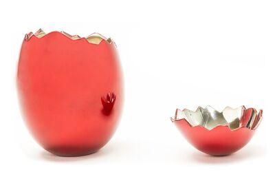 Jeff Koons, 'Cracked Egg', 2008