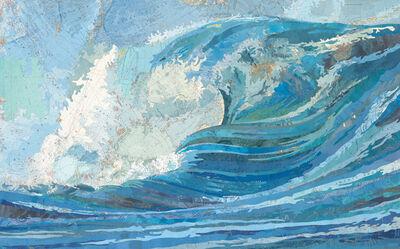 Matthew Cusick, 'Irene's Wave', 2019