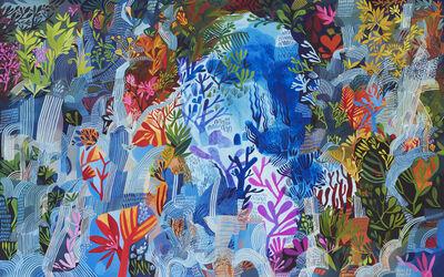 Ashley Amery, 'Everything in Bloom', 2019