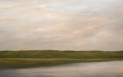 Ahzad Bogosian, 'Hills and River', 2016
