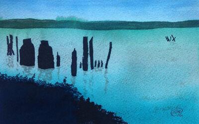 Chris Malcomson, 'River Series 15', 2016-2019