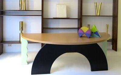"Alessandro Mendini, 'Desk ""Oasis""', 1988"