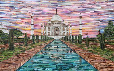 Olga Vargas, 'The Taj Mahal', 2014