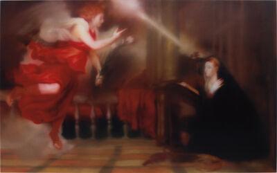 Gerhard Richter, 'Annunciation After Titian', 2015