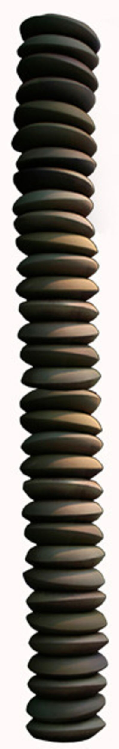 Kimi Nii, 'Coluna Semente', 2007