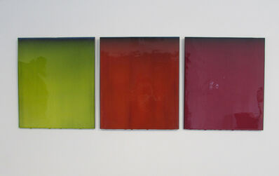 Robert Silverman, 'Untitled Triptych', 2014