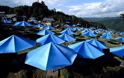 Javacheff Christo, 'Toronto Edition, The Umbrellas, Japan', Unknown