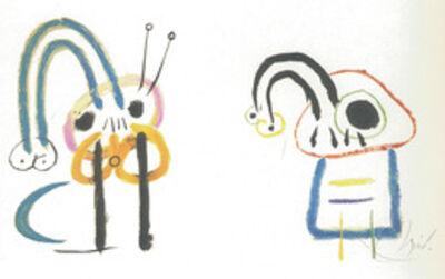 Joan Miró, 'Enfance d'Ubu', 1975