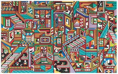 Nisky Yu 俞杨, 'Wake of Zipechsca Garden 斯比切斯卡园的晨醒', 2013