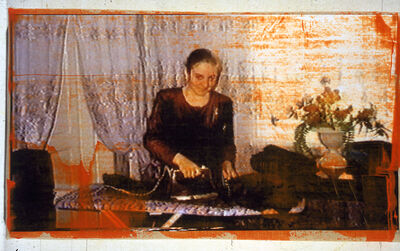 John Keane, 'Untitled (Terrorist) 3', 2004