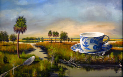 Bill Mead, 'Cup and Saucer ', 2014