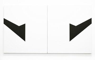 Paulo Climachauska, '4 AM/4 PM, da série TAC-TIC', 2012