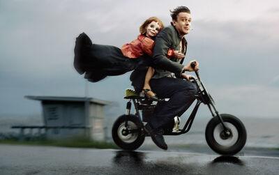 Martin Schoeller, 'Jason Segel with Puppet', 2010