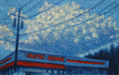 Jane Dickson, 'AUTO ZONE', 2007