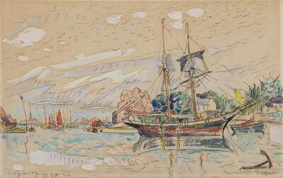 Paul Signac, 'Loguivy', 1929