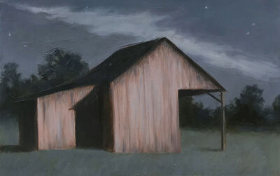 Gayle Madeira, 'Ghost Barn', 2019