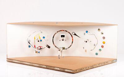 """Miguel Palma, '""""Maqueta da Fundação Champalimaud (esc. 1:25)""""', 2010"""