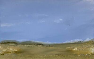 Chad Olsen, 'Sandhills overcast study', 2020