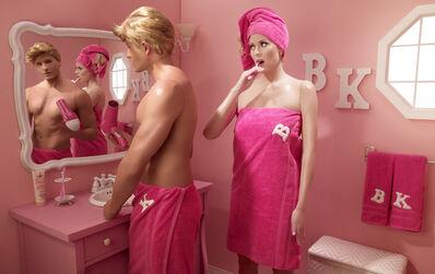 Dina Goldstein, 'Bathroom Mirror', 2011