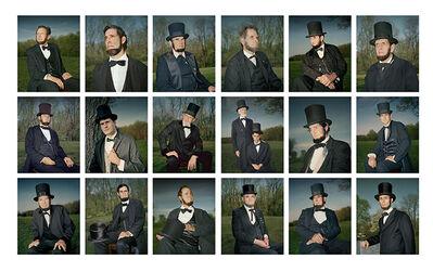 Greta Pratt, 'Nineteen Lincolns', 2005