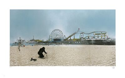Nick Walker, 'The Morning After: Santa Monica', 2013