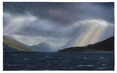 Matthew Draper, 'Cloud Break, Crepuscular Rays series no 13', 2019