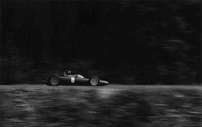 Jesse Alexander, 'Graham Hill (BRM) Nürburgring', 1962
