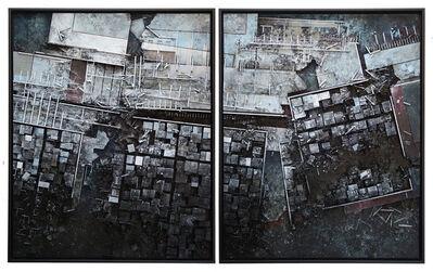 Hendrik Czakainski, 'Level 14E', 2019