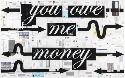 James Drake, 'You Owe Me Money', 2016