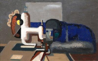 Theodore Roszak, 'Man at the Machine', 1933