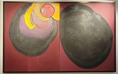 Luis Feito, '746 B - 1968', 1968
