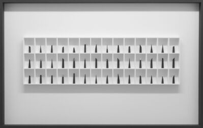 Paul Fry, 'Procession 42 pieces', 2018