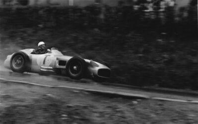 Jesse Alexander, 'Spa - Francorchamps, Grand Prix of Belgium, June', 1955