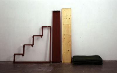 Michael Landy, 'Work III', 1990