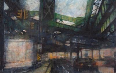 "Norbert Waysberg, '""Le Chemin""', 2017"